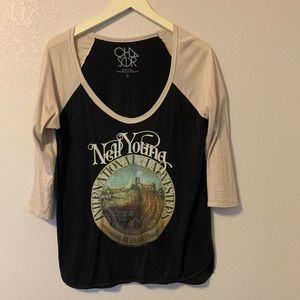 Chaser Brand Neil Young Graphic